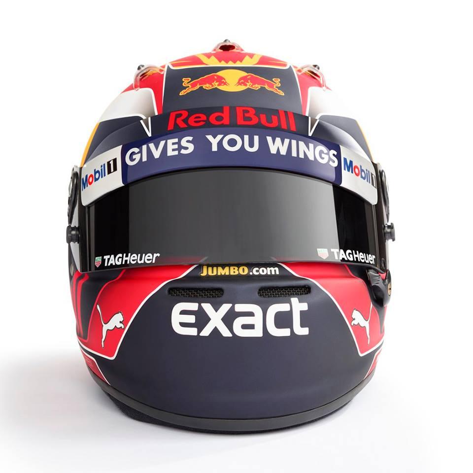 Max Verstappen Helmet 2017 1